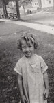 Joan Thurston, 4 years old