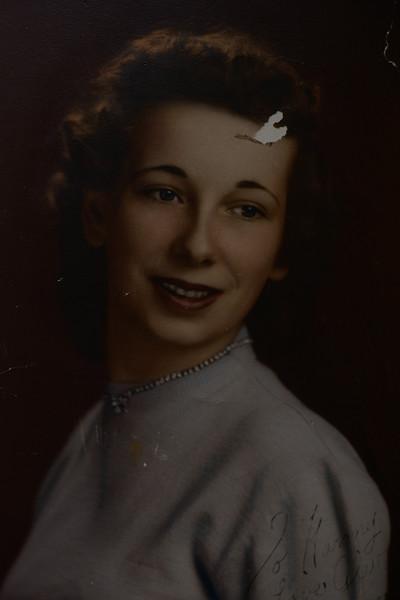 Joan Lillian Thurston, 1951