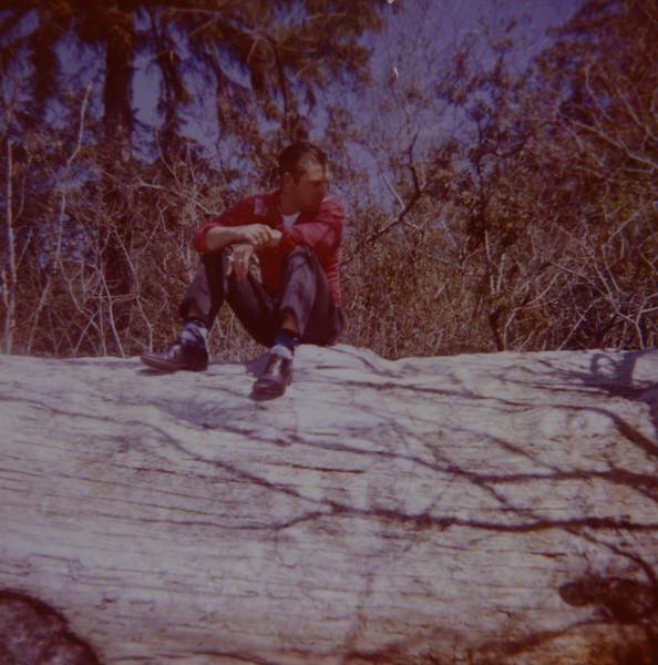 Odell Henderson Huff, August 1962