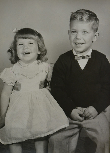 Bill Odell and Patricia JoAnn Huff