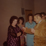 Joan Lillian Huff (née Thurston), Odell Henderson Huff, Judith Ann Cabana