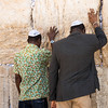 Praying at the Western Wall<br /> Jerusalem