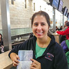 "This girl is destined not to be too far from an airline check-in counter!<br /> Ben Gurion Airport<br /> <br /> <a href=""http://en.wikipedia.org/wiki/Ben_Gurion_Airport"">http://en.wikipedia.org/wiki/Ben_Gurion_Airport</a>"