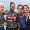 Bernstein mud team at the Dead Sea