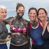 Bernstein mud team at the Dead Sea