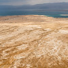 The Dead Sea from Masada.