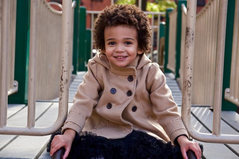 GraceAnn, Baye's cousin