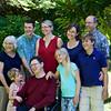 Sarah, Tim, Emily, Stephie, John<br /> Emma, Randy, Kili and Jack