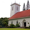 Kalahikiola, the Congregational church in Kohala, was built in 1855 and led by Reverend Elias Bond. This is where Justin and Nathalie were married in 2003.   The church was devastated by a 6.7 earthquake in 2006 but has been beautifully restored.