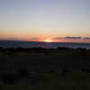 Sunset from Lapakahi, on our way to the Bamboo Restaurant in Hawi for dinner.