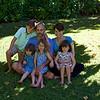 Taio, Justin and Nathalie<br /> Makeda, Clio and Anahita