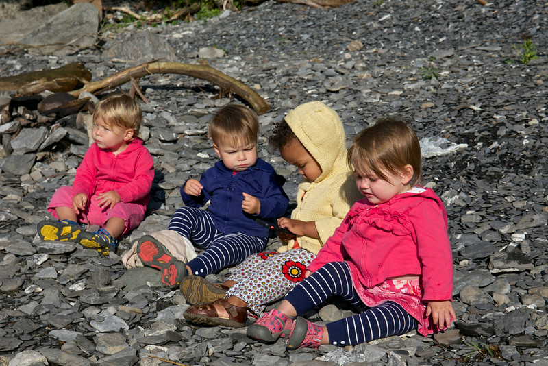 four children under two