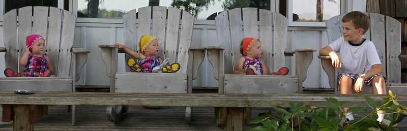 Triplets + Taio