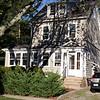 The family's new home in Glen Ridge, New Jersey.