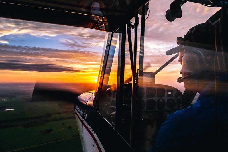 Flying GR 3