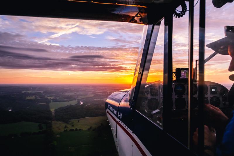 Flying GR 1