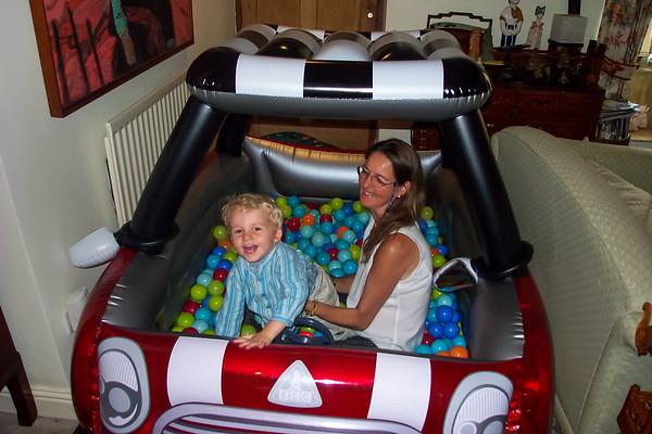 Family Fun at Woodlands, 2004