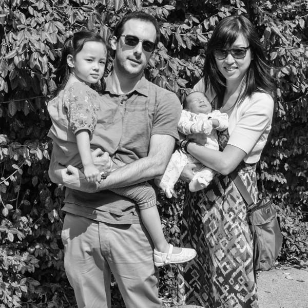 Eugene, Dave, Hannah & Will