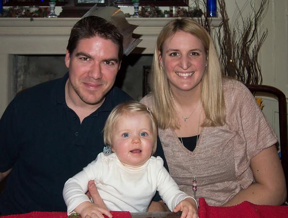 Dave, Sophia & Mandy