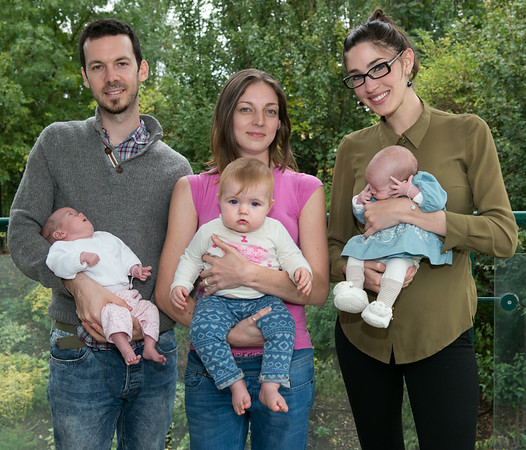 Family at Kew