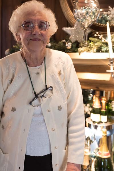 Mum at The Winery, Burton
