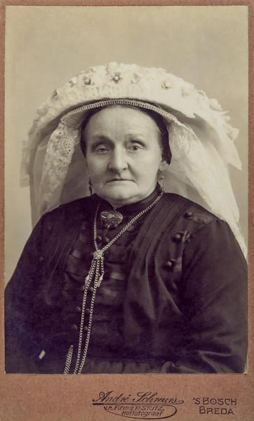 Maria Christina Koopmans, Ingrid's Great Grandmother (1865-1936)