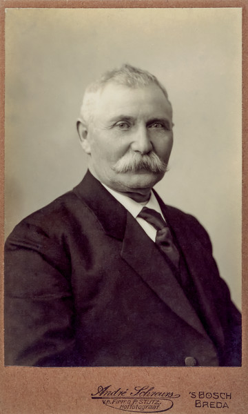 Wilhelmus de Bruin, Ingrid's Great Grandfather (1860-1939)