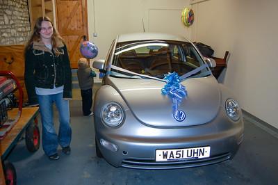Vick's Beetle, January 2007