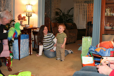 Evan 2nd bday party 041