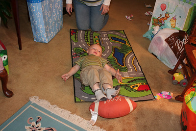 Evan 2nd bday party 025