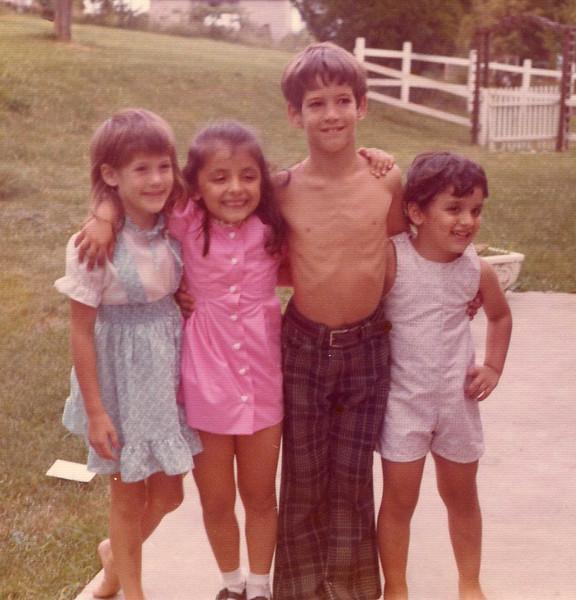 Pam, Shahe, Mackie and Timor