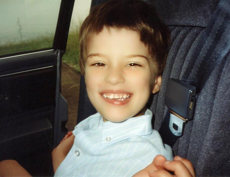 Happy Matthew Beeler