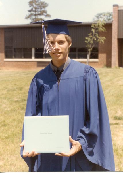 Randy Greer Graduation