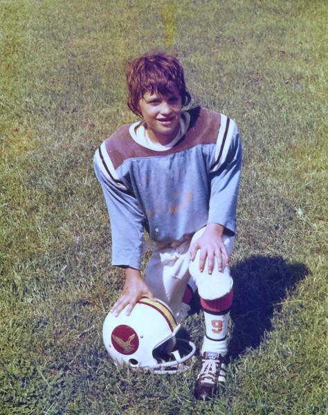 Marty Greer - Football