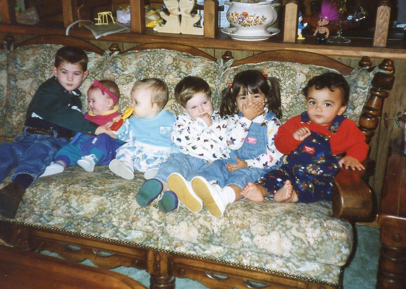 Colin, Keri, Raquel, Cody, Aalia and Adam