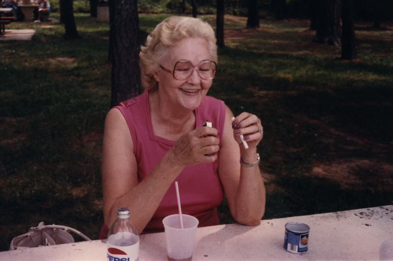Martha's Mom, Ann Mason