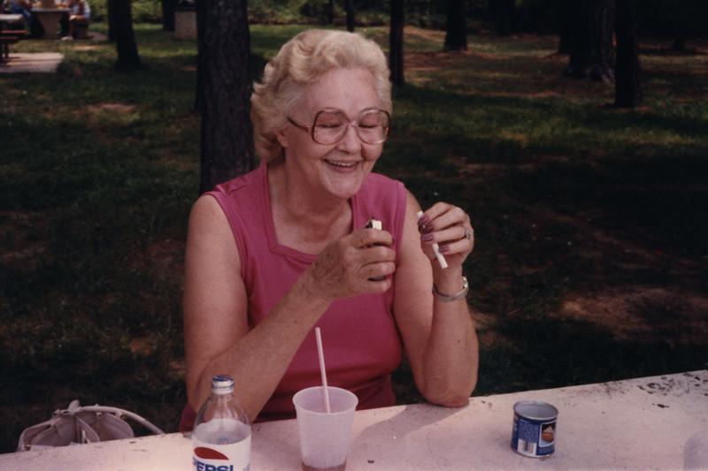 Martha's Mom, Ann Mason