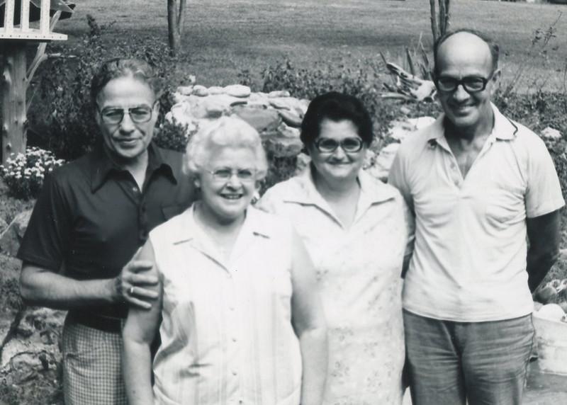 Osco and Ila and Magnolia and Frank Sr.
