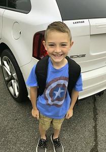 Second Grade 2018-19
