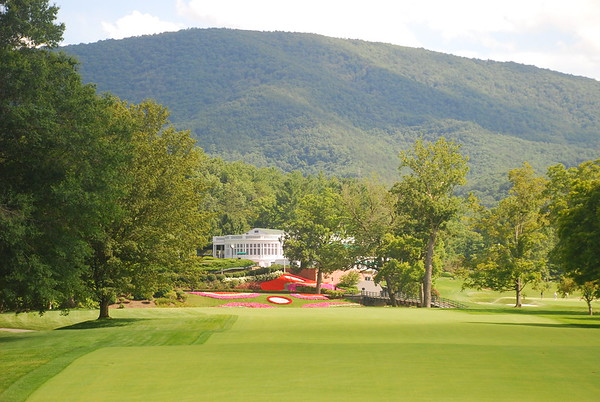 August Greenbrier Vacation