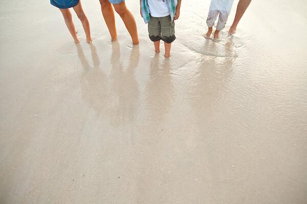 Trigg Beach Family