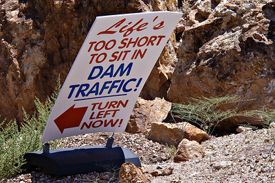 A little dam humor!