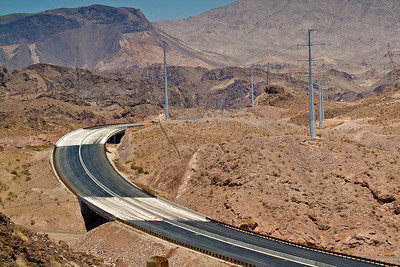 The new Dam Bridge road!