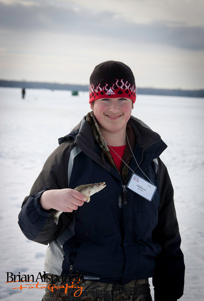 "Addison catches 10"" walleye"