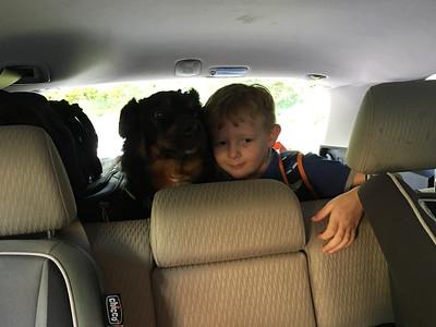 20170819 001 Ally and Dan before road trip