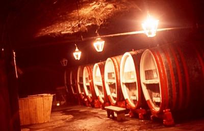 Brotherhood Winery,  NY, 1976