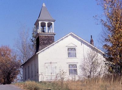 Hurd Church,  NY, 1977