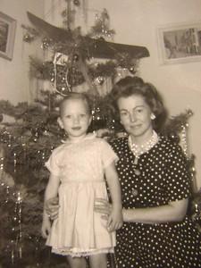 Nancy and Mom