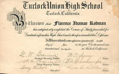 Florence Rodman Shipcott