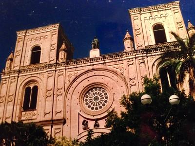 1996 Dec  Cuenca, Ecuador